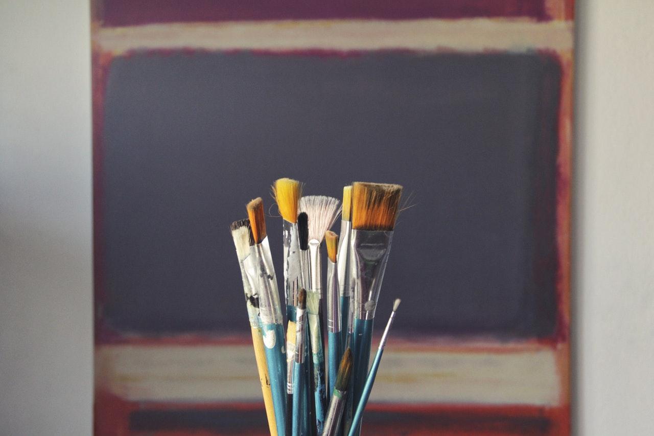 Plugga på konstskola