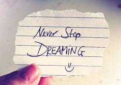 Följ dina drömmar
